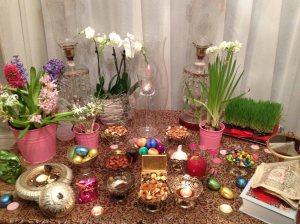 persian altar