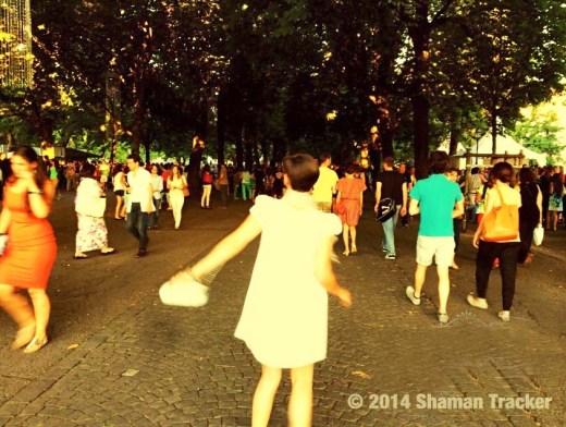 open air festivals